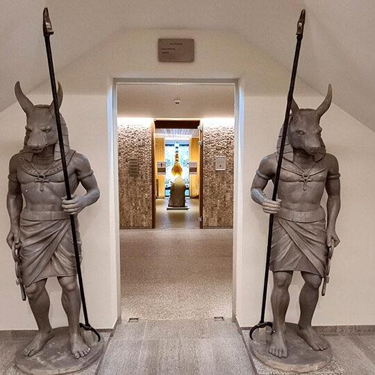 Chakra balancerende saunas Elaisa