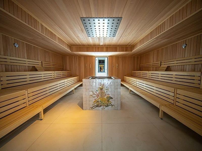 Ceremonie Sauna 5 elementen bij Elaisa Energetic Wellness Maasmechelen